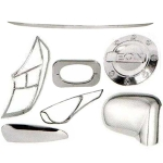 Prius Full Chrome Kit For Hyundai Eon LX
