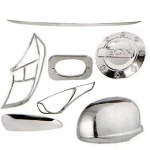 Prius Full Chrome Kit For Hyundai Eon VX