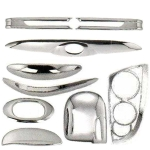 Prius Full Chrome Kit For Hyundai Santro