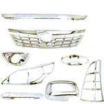 Prius Full Chrome Kit For Toyota Innova III