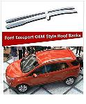 Oscar Ford Ecosport OEM Type Roof Rail(Set Of 2)
