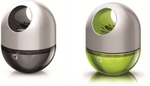 Godrej 90 G Car Perfume Gel Musk After Smoke/Fresh Lush Green