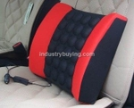 Oscar Seat Massager Vibrating Massager Pad Cushion (Red-Black)