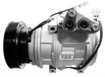Air Green AC Compressor For Toyota Innova Single AG-4713 10S11C