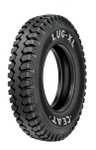 Ceat 101273 ANMOL LUG 500-10 /8 Tube Type Tyre For LM- Con