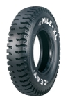 Ceat 102984 MILE XL RIB 155D12 Tube Type Tyre For LM- Con