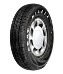 Ceat 102624 LT MILAZE HD 155 R13 Tube Type Tyre For LM-RAD