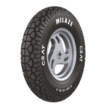 Ceat Milaze 63P 6PR 3.50-19 Tube Type Tyre For Motorcycle