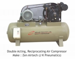 Jetage 3 Phase 15 HP Power Air Compressor