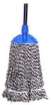 Indo Technologies Cotton Wet Mop Set With Clamp High Quality Cotton UJ 15