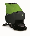 IPC Walk Behind Scrubber Drier With Battery & Charger CT70 B50