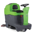 IPC Ride On Scrubber Drier With Battery & Charger CT80 BT55
