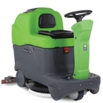 IPC Ride On Scrubber Drier With Battery & Charger CT80 BT70