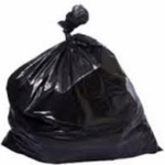 "Symphony Garbage Bag (Size 20""x24"", Color Black)"