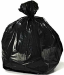 "Symphony Garbage Bag (Size 30""x40"", Black )"