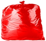 "Symphony Red Color Garbage Bag/Size 30""x40"""