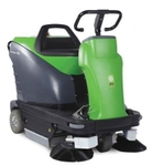 IPC Ride On Sweeper With Battery & Charger 1050 DP