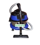 MAKAGE 15 Ltr. Wet & Dry Vacuum Cleaner Blue And Black Color