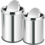 King International Swing Dustbin Set KI-SW-ML