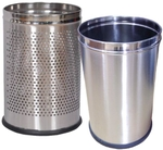 King International Open Dustbin Set KI-O&BDS-S2-8X12&7X10-11