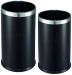 King International Open Dustbin Set KI-BOD-S8x12+ 10 X 14-05
