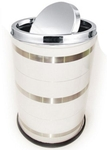 King International Swing Dustbin KI-WHT-SWG-8x12-AK