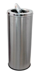 SBS 18 L Stainless Steel Swing Bins Dustbin