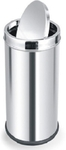 Parasnath Dustbin Swing Bin Stainless Steel Dustbin 8x12 Inch