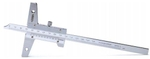 Insize 1000 Mm Vernier Depth Gauge 1247-1000