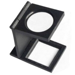 Precise 10x Magnifier With Scale
