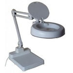 Precise 5x Table Top Magnifier With Light