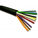Kei PVC Insulated Flexible Cable 10 Core 100 M 0.75 Sq.mm