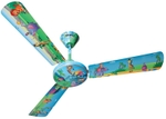 Havells Safari 1200 Mm 3 Blades Jungle Theme Ceiling Fan