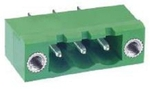 Multicomp PIN HEADER, EUROSTYLE, 4 POSITION, 5.08MM