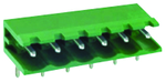Multicomp PIN HEADER, 4 POSITION, 5.08MM - EL_TE__1539272