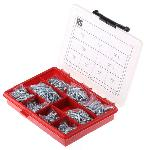RS Pro 545 Pcs. Steel Screw And Bolt Kit