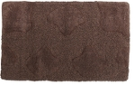 Style Homez Luxurious Hand Tufted Soft Feel Cotton Bath Mat, Grey Color - FU_BE_MA_462893