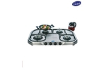 Glen Platinum Cooktop With Auto Ignition Option (4 Burner) - GL 1047 PL HF Ultra