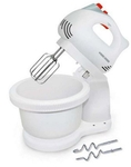 Black & Decker 250W Bowl & Stand Mixer M650