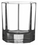 Borosil Octa 250 Ml Glass Set Of 6