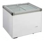 ELAN PRO 60 Ltr Flat Glass Top Freezer EKG 60
