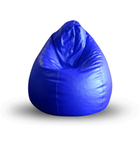 Style Homez (SH_BB_CL_XL_BLUE_F_L) Size - XL Classic Bean Bag With Fillers - (Royal Blue)