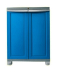 Nilkamal Deep Blue Grey Freedom Cabinet FS1