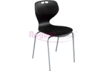 Regent Seating Collection RSC - 934 Cafe & Bar Chair - Black