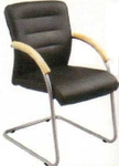 Vishal VC-107 Color Black Executive Chair