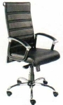 Vishal VC-117 Color Black Executive Chair