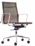Vishal VC-128 Color Black Executive Chair