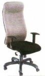 Vishal VC-129 Color Black With Grey Executive Chair