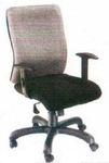 Vishal VC-130 Color Black With Grey Executive Chair