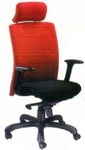 Vishal VC-140 Color Red With Black Executive Chair